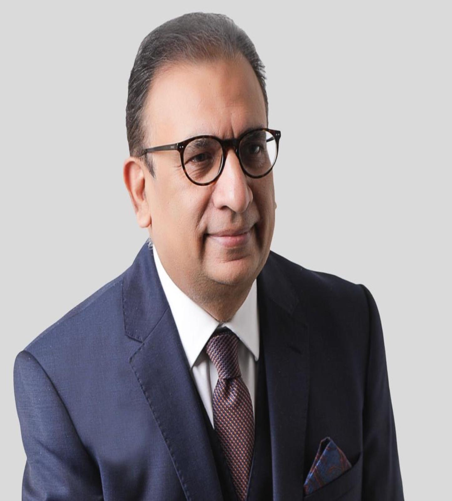 Professor Javed Ahmad